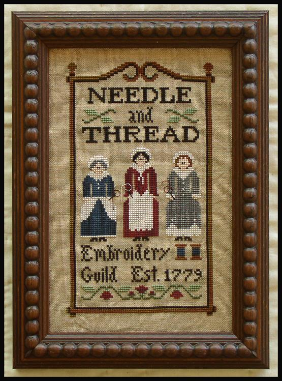 on Embroidery Guild